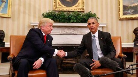 Roi nhiem, Obama van se binh luan ve Trump - Anh 1