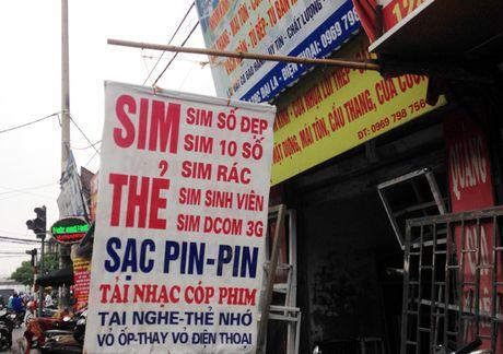 Dai ly sim the ngung ban hang nghe ngong - Anh 2