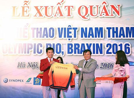 Cong ty Dong Luc tiep suc The thao Viet Nam - Anh 2