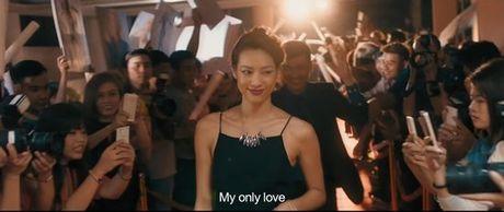 Hinh anh giuong chieu nong bong cua Tran Thanh va hotgirl The Face - Anh 4