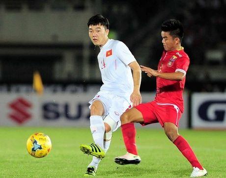 Xuan Truong lap ky luc o doi tuyen Viet Nam - Anh 1
