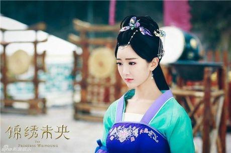Phim Cam tu vi uong: He lo dan dien vien dep nhu mong - Anh 8