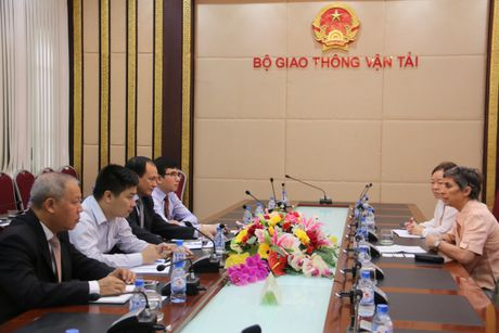 Viet Nam - Thuy Si tang cuong hop tac hang khong - Anh 1