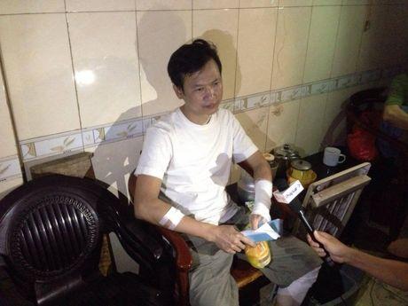 Chay lon o Tran Khat Chan: Mot can nha bi thieu rui - Anh 4