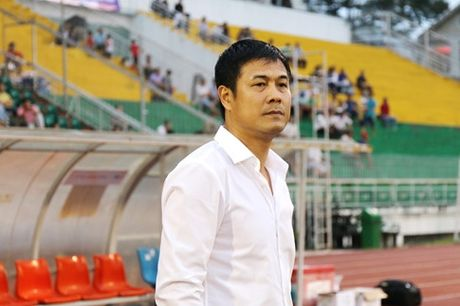 He lo loi 'ngan vang' cua HLV Huu Thang truoc tran gap Myanmar - Anh 1