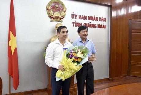 Bo nhiem Truong ban quan ly KKT Dung Quat va cac KCN tinh Quang Ngai - Anh 1