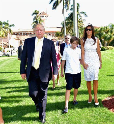Con trai ut cua ong Trump se hoc truong nao sau khi chuyen vao Nha Trang - Anh 2