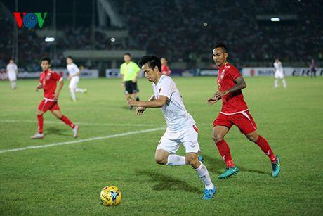Du am Myanmar 1 – 2 DT Viet Nam: Van su khoi dau nan - Anh 2