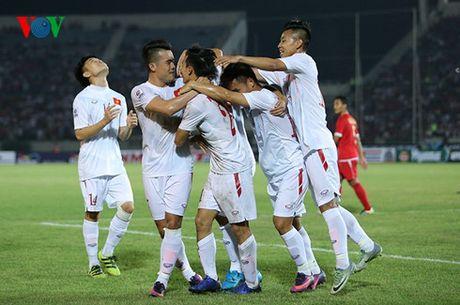 Du am Myanmar 1 – 2 DT Viet Nam: Van su khoi dau nan - Anh 4