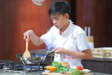 Thi sinh het toang vi ... so luon, Hien Anh ra ve trong nuoc mat - Anh 5