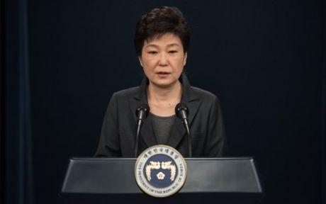 Tong thong Han Quoc Park Geun-hye can ke nguy co bi luan toi - Anh 1