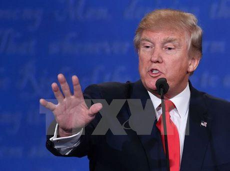 Ong Trump tuyen bo rut khoi TPP ngay ngay lam viec dau tien - Anh 1