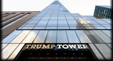 New York ton 1 trieu USD moi ngay de bao ve ong Donald Trump - Anh 1