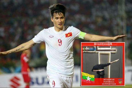 Cong Vinh la ac mong voi hang thu… mo ngu cua Myanmar - Anh 1
