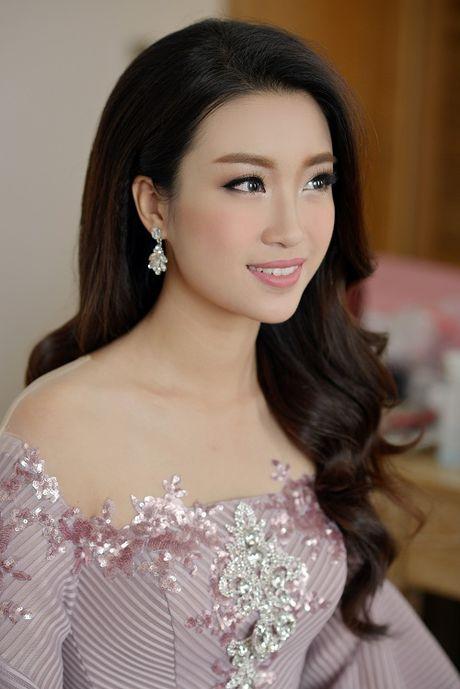 Hoa hau My Linh di chuyen nhu con thoi van dep hut mat - Anh 3