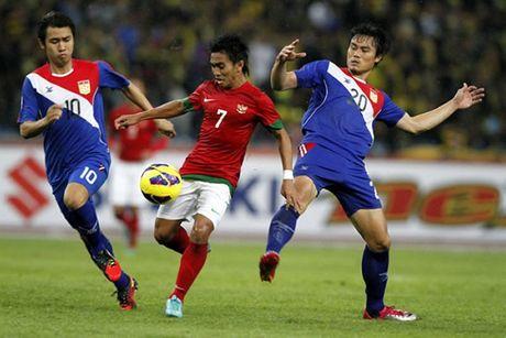 Link xem truc tiep Philippines vs Indonesia - Anh 1