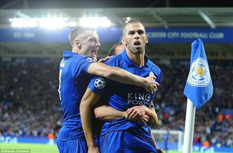 02h45 ngay 23/11, Leicester City vs Club Brugge: Tam ve lich su - Anh 1