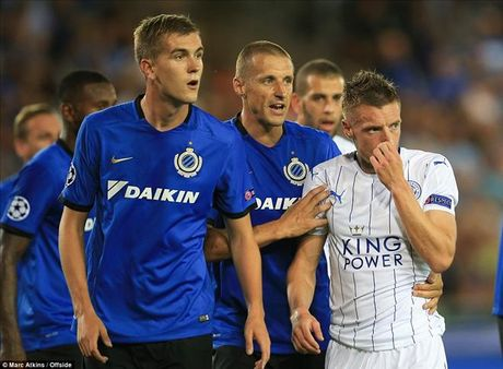 02h45 ngay 23/11, Leicester City vs Club Brugge: Tam ve lich su - Anh 2