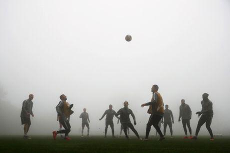 Dan sao Monaco tap trong suong trang xoa, quyet tam danh bai Tottenham - Anh 3