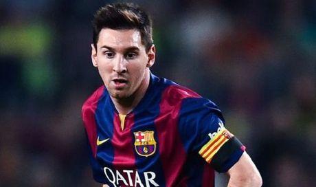 Huyen thoai ly giai tai sao Messi-Barca hay hon Messi-Argentina - Anh 1