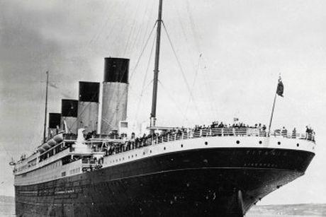 Rung dong tien tri chuan xac ve tham kich tau Titanic - Anh 1