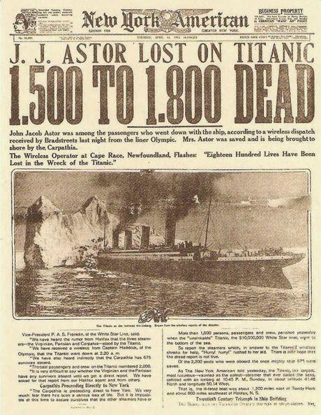 Rung dong tien tri chuan xac ve tham kich tau Titanic - Anh 5