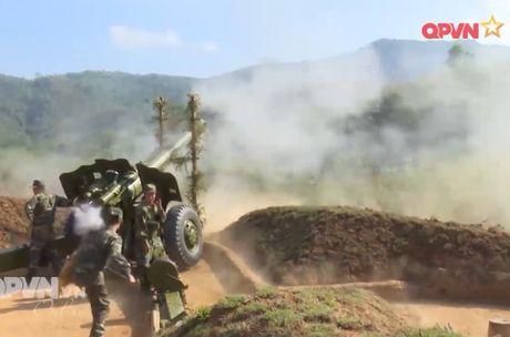 Muc kich hai su doan bo binh Viet Nam dien tap - Anh 12
