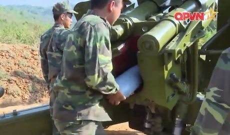 Muc kich hai su doan bo binh Viet Nam dien tap - Anh 4