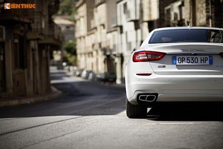 Xe sang Maserati Ghibli chinh hang dau tien tai Ha Noi - Anh 10
