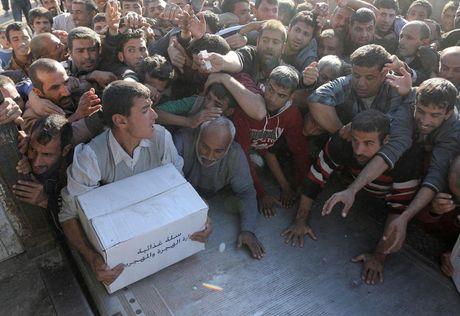 Chum anh khung hoang nhan dao o thanh pho Mosul - Anh 10