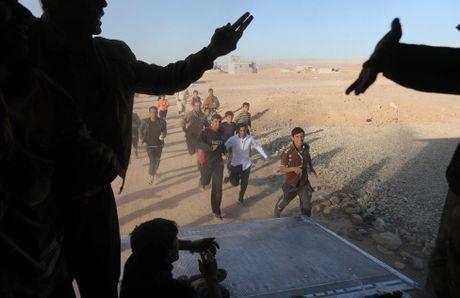 Chum anh khung hoang nhan dao o thanh pho Mosul - Anh 11