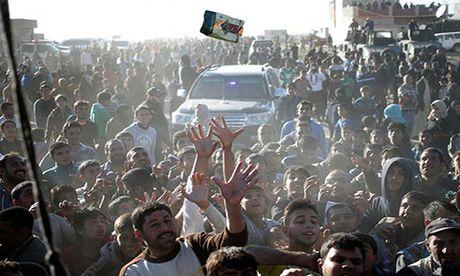Chum anh khung hoang nhan dao o thanh pho Mosul - Anh 4