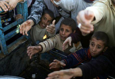 Chum anh khung hoang nhan dao o thanh pho Mosul - Anh 5