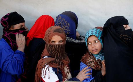 Chum anh khung hoang nhan dao o thanh pho Mosul - Anh 6