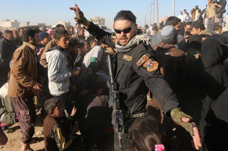 Chum anh khung hoang nhan dao o thanh pho Mosul - Anh 9