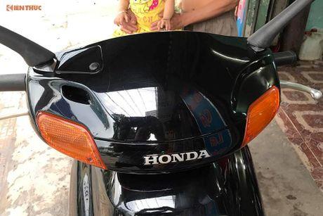 Honda Spacy doi 2008 'bien doc' gia hon 100 trieu tai VN - Anh 7