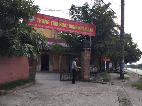 Mot be so sinh bi bo roi tu vong o Hai Duong - Anh 1