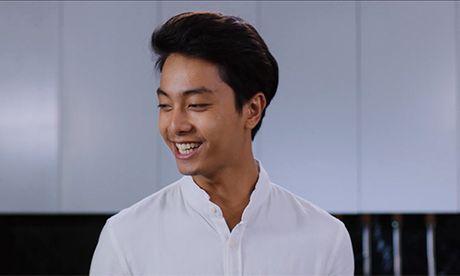 Quang Minh - Hong Dao 'chat chem' chang re trong phim moi - Anh 1