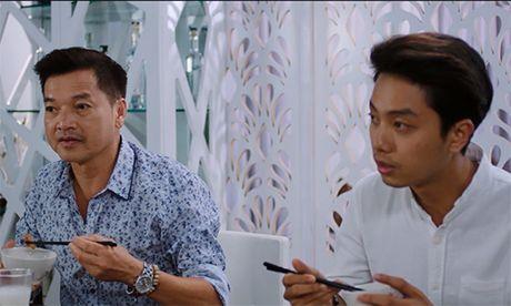 Quang Minh - Hong Dao 'chat chem' chang re trong phim moi - Anh 3