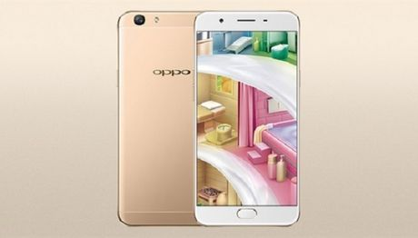 OPPO F1s co them phien ban 4GB RAM, ra mat tai An Do - Anh 1