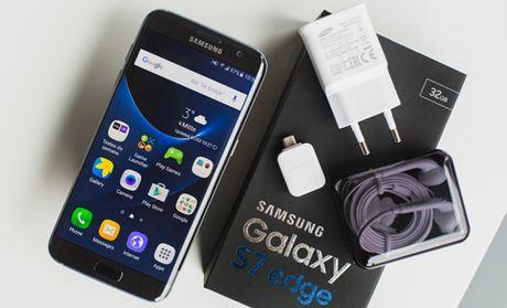 Samsung khang dinh Galaxy S7 khong bi loi pin - Anh 2