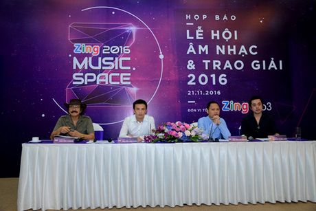 Nhung giong ca moi se co co hoi toa sang tai Zing Music Space 2016 - Anh 1