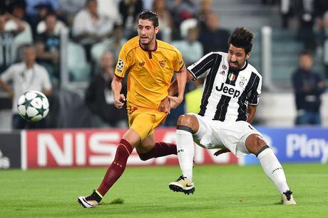 Vong bang Champions League - Sevilla - Juventus: 'Lao phu nhan' don bao tai Seville - Anh 1