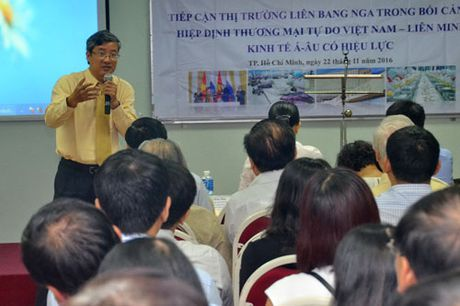 Hang Viet rong cua vao Nga - Anh 1