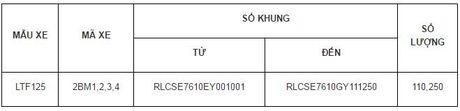Yamaha Viet Nam da trieu hoi duoc 77.000 xe Grande do loi binh xang phu - Anh 2