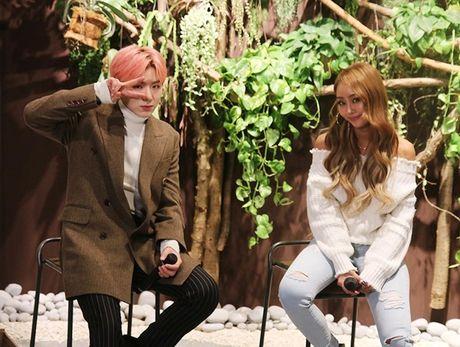 Sao Han 22/11: Tae Yeon toc dai diu dang khac la, Sulli mat hai kho do - Anh 5