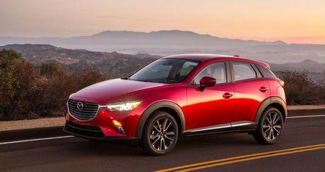 Mazda CX-5 phien ban 2017 vua ra mat tai My co gi dac biet? - Anh 1
