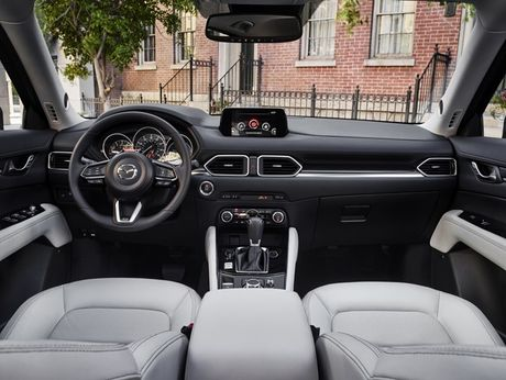 Mazda CX-5 phien ban 2017 vua ra mat tai My co gi dac biet? - Anh 3