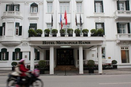 'Tap doan moi lap' mua mot nua khach san Metropole Ha Noi - Anh 1