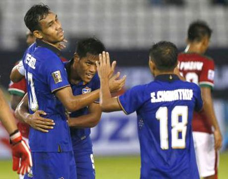 AFF SUZUKI CUP 2016: Singapore se choi tan cong - Anh 1